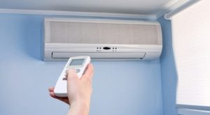 Can the air conditioner affect throat and nose?