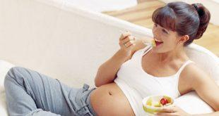 По време на бременност е от изключтелно значение жената да се храни пълноценно