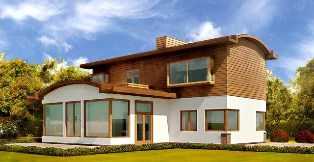 The comfort provided by the passive house is very healthy