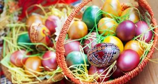 Easter eggs – when and how to paint them