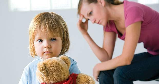 The reasons usually are different but are related to the emotional state of the child.