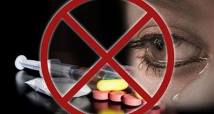 Drug addicts are sick people and we need to look at them as such and try to help them