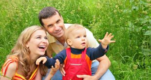 Importance of family for toddler