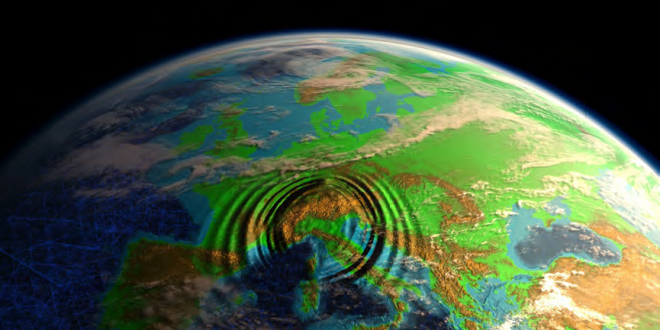 Each earthquake that swing the Earth, happens due to the shifting of the earth layers