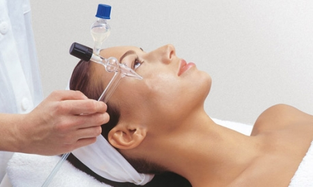 Oxygen therapy is very suitable for the treatment of acne