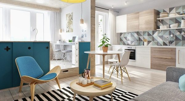 Home renovation ideas for a small apartment | Happy at Home